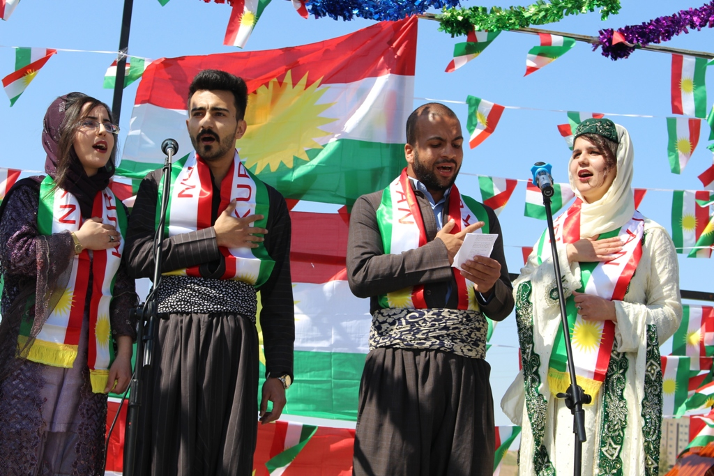 Concert for the occasion of Nowruz Day and the anniversary